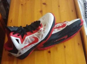 Athletic and Basketball Shoes
