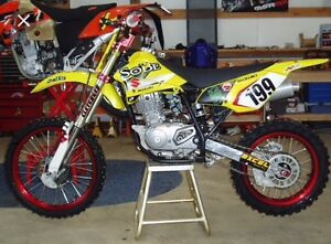 **WANTED** DRZ 125 Parts or Parts Bike