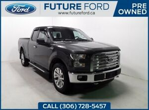 2015 Ford F-150 XLT|LOCAL TRADE IN|CLEAN SGI REPORT|