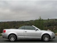 +++AUDI A4 CONVERTIBLE 3.0 V6 AUTOMATIC!+++