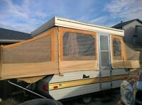 Tent trailer - sleeps 6. $675 OBO