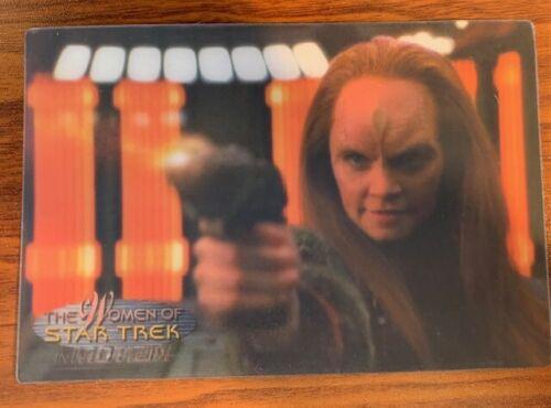 2000 Rittenhouse Women of Star Trek in Motion #28 Seska Free Shipping