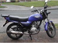 jisnshe 125cc