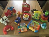 Early Learning/VTech/Fisher Price toys - nearly new!