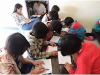 English Language Lessons for Foreign Language Students