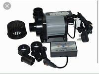 DCT 8000 pumps