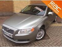 VOLVO S80 2.4 D SE 4dr (green) 2007