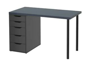 Black LENNON/ALEX Ikea Desk - MOVING SALE Item 8