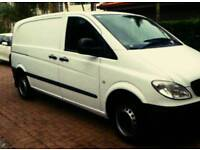 Man with a van collection and delivery. House, garden, garage,rentel,office,student,relocation,