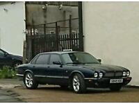 Jaguar Xjr 4.0 auto v8 supercharger 400 bhp