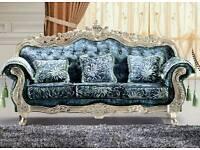 Chinese 3 piece sofa