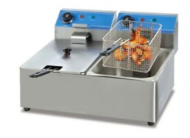 10L Commercial Deep Fat Fryer