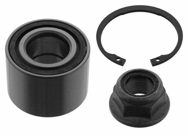 FEBI 05538 Wheel Bearing Kit Rear Axle left or right