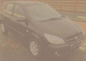 Hyundai Getz 1.4 cdx 2007