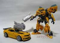 Transformers Dark of the Moon - Bumble Bee and Barricade Figures