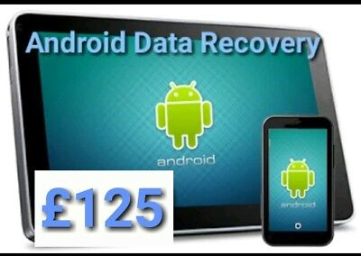 Android Data Recovery Service Phone Tablet eMMC Cracked Screen No Power Broken