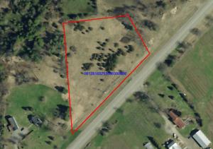 2.05 acre building lot for sale