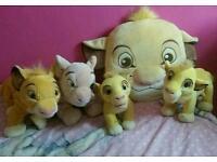 Large lion king bundle