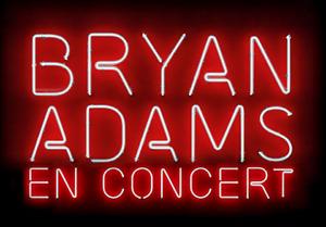 2 Billets Bryan Adams, section 118.