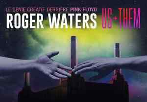 Billets Roger Waters centre Bell 17 oct. 2017
