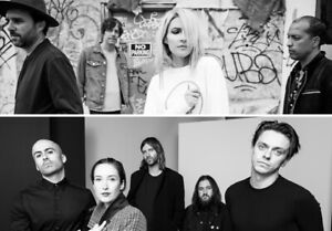 4 Metric + July Talk Tickets - May 2nd, 2019