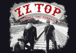 ZZ TOP TIX/ AUGUST 17/SECTION 113 ROW M /BELOW COST/SAVE $64.00