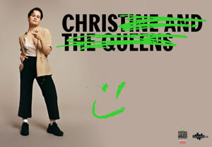 Christine and the Queens - 6 nov. 2018 - Place Bell