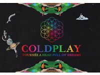 Coldplay tickets - will swap Cardiff for Dublin Croke Park