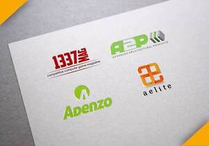$50*CHEAP PROFESSIONAL LOGO DESIGN*100% REFUNDABLE*24HR DELIVERY! Adelaide CBD Adelaide City Preview