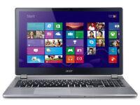 Acre aspire v5 laptop core i5 1terabyte hard drive