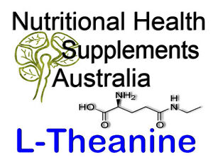 L-Theanine 100g Powder (Feel good, alert and relaxed)