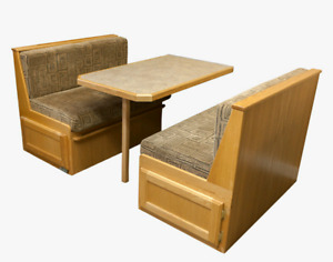 LOOKING to purchase used rv table and bench seats