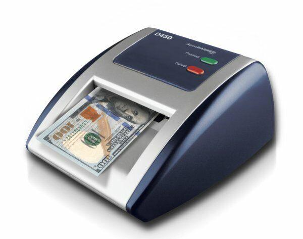 AccuBanker D450 Counterfeit Money Detector