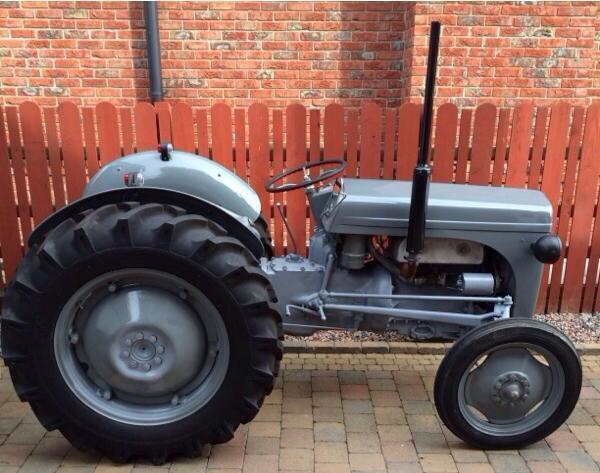 T20 Ferguson Tractor : Ferguson t in dromore county down gumtree