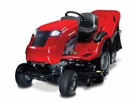 Countax C60 lawn tractor with 42in cutting deck and powered grass collector 2014 only 44 hrs