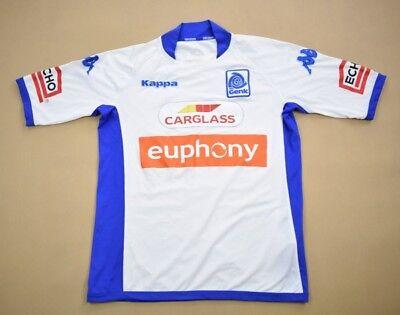 Kappa 2005-06 KRC GENK koszulka L Shirt Jersey Kit image