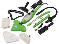 Steam Mop H20 X5 - 5 in 1 (green)