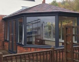 Dark Red/Brown Brand new Conservatory Roof Tiles
