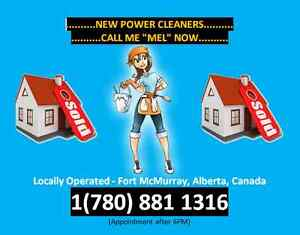 """New Power Cleaner for Real Estate Agents ONLY! - Call """"Mel"""" NOW"""