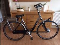 Gazelle ELECTRIC Dutch bicycle *great engine* Orange innergy plus HYBRID Bike