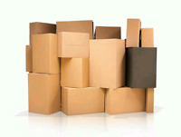 NEW MOVING BOXES -- FREE DELIVERY --  $2