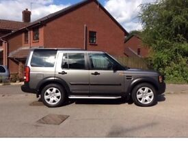 Land Rover Discovery 3 HSE TDV6 TV/Fridge/Moon Roof, u won't find better