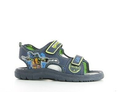NEU TEENAGE MUTANT NINJA TURTLES Kinderschuhe Sandale Jungen Kleinkinder 27 - 31 ()