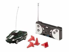 Revell Control Mini Radio Controlled (RC) Can Car (Green). Brand new in unopened package