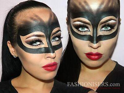 sexy Kleid Kostüm Cat Woman~Mafia~Gatsby~Punk Gr S M 38 40 Karneval~Fasching - Cat Woman Sexy Kostüm