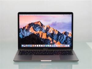Macbook pro 2016 13'' rétina, i5 touch Bar, 8 Go RAM, 256 GO SSD