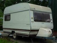 Caravan wanted free or very cheap anything considered needed urgently due to being homeless soon