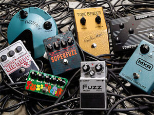 Looking for Fuzz pedal
