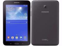 SAMSUNG GALAXY TAB 3. 7 INCH TABLET ONLY WIFI 8GB, 3***