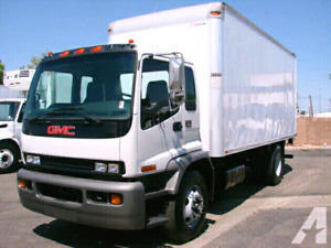 TWO MEN 24 FEET TRUCK MOVING DELIVERY COMMERCIAL INDUSTRIAL ASAP